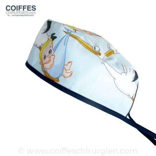 calot-chirurgicaux-bebes-cigognes-bleu-823