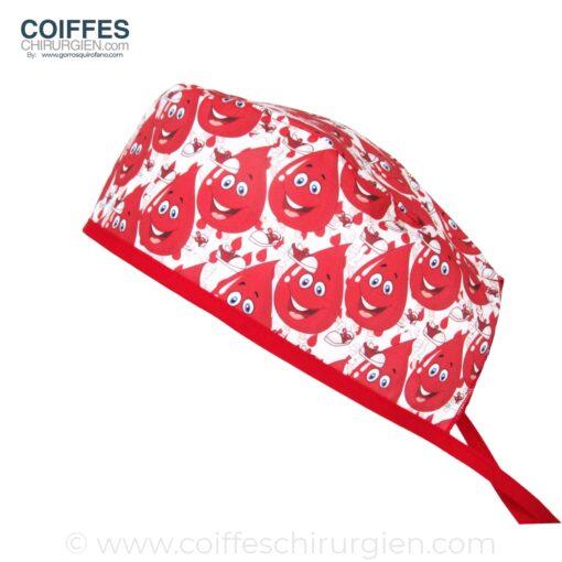 calot-chirurgicaux-gouttes-de-sang-809