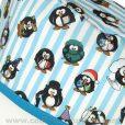 calot-de-chirurgiens-fantaisie-pingouins-bandes-bleues-715
