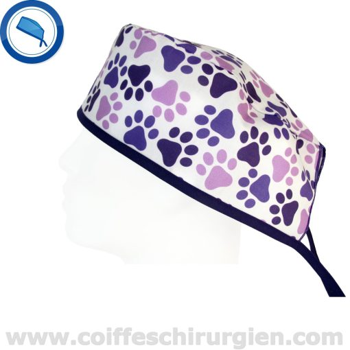 calots-chirurgicaux-empreintes-violet-821