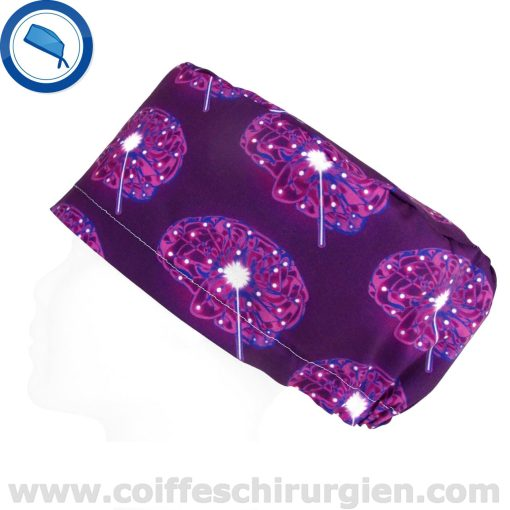 Calots Chirurgie Cerveaux électriques violets - 376