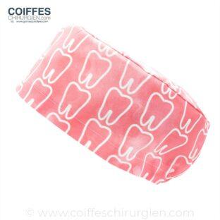 Calots Chirurgie Dentistes Corail Aquarelle - 384