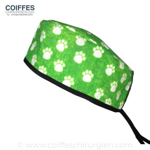 Calots Chirurgie Empreintes vert néon - 851