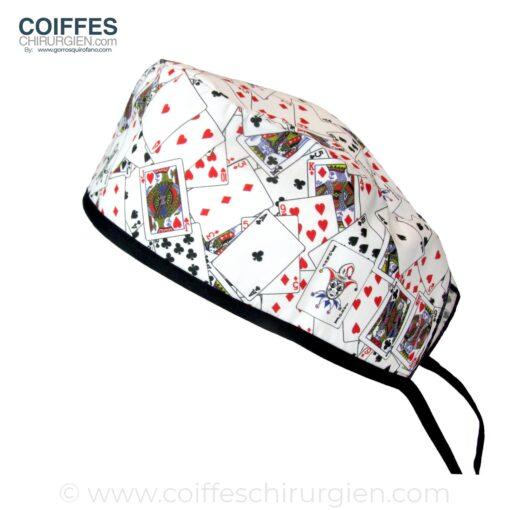 Calots Chirurgie Lettres de Poker Blackjack - 839