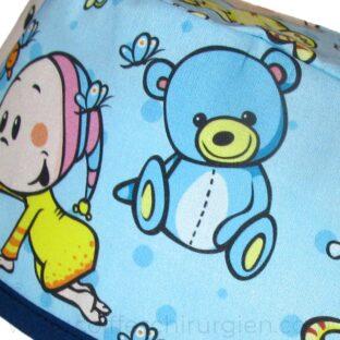 Calots Chirurgie Pédiatriques Babies Bears Sucette - 837