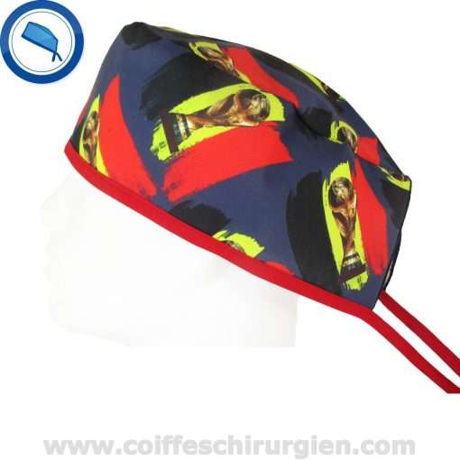 Calots Chirurgien Belgique Red Devils - 862B