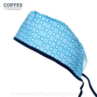 Calots Chirurgien Retro Bleu 687