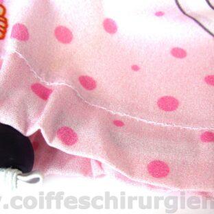Calots Chirurgiens Cigognes Bébés Grands Rose - 378