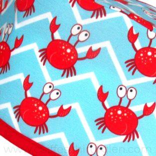 Calots Chirurgiens Crabes drôles de plage d'été - 847