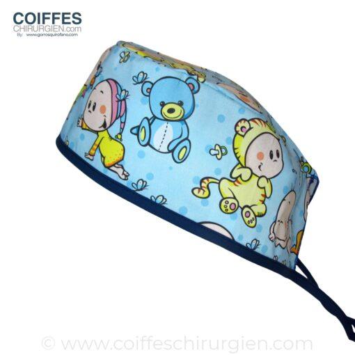 Calots Pédiatriques Babies Bears Sucette - 837