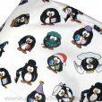 calots-de-chirurgie-femme-cheveux-longs-pingouins-228