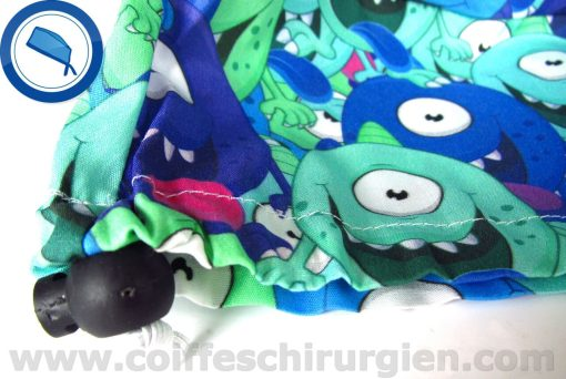 Calots de Chirurgie Monstres bleus yeux écarquillés - 377