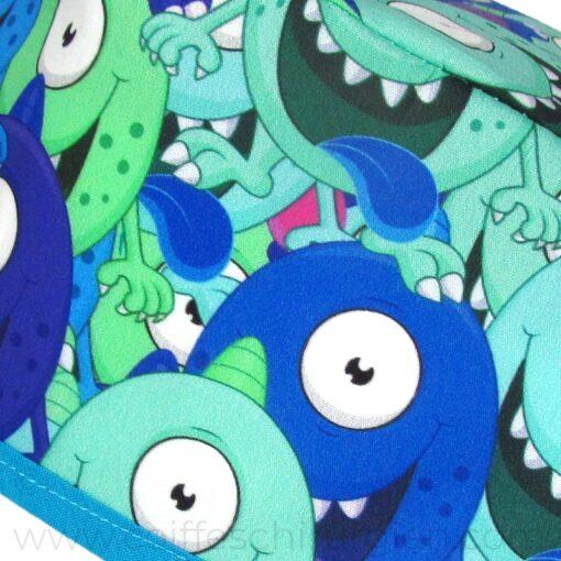 Calots pour Chirurgiens Monstres bleus yeux écarquillés - 843