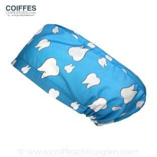 Coiffe Chirurgien Bleu Dent Molaire Dentiste - Femme